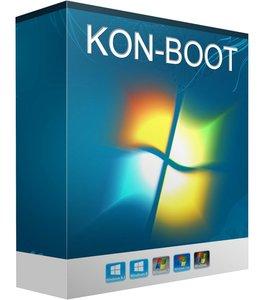 最新 KONBOOT 2.7 完整版—绕过windows及MAC系统登录密码工具