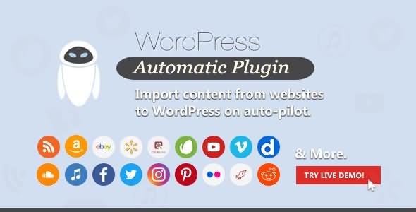 WordPress自动采集插件WP Automatic v3.53.1